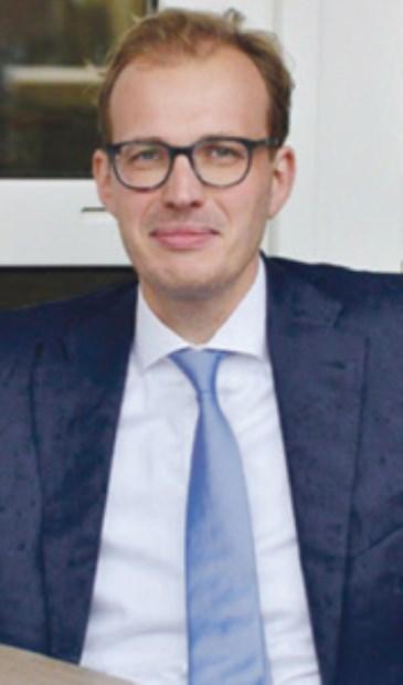 Mark Boumans (42) verruilt, als het aan de Doetinchemse gemeenteraad ligt, zijn functie van waarnemend burgemeester van Ommen voor de burgemeesterspost in Doetinchem. Foto: PR