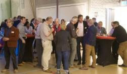 De Excelsior netwerkbijeenkomst in 2016 werd goed bezocht. Foto: PR