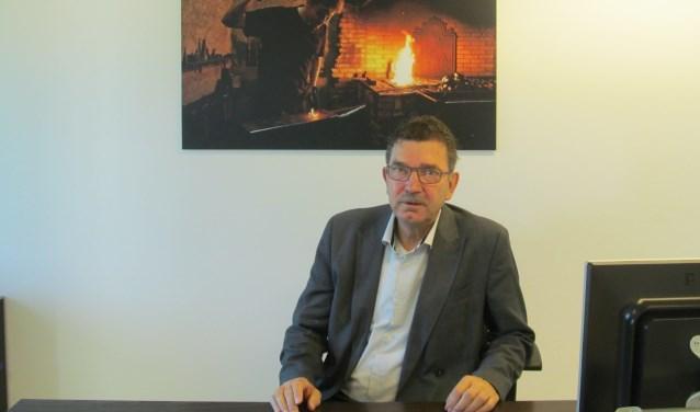 Paul Seesing verwacht dat eind dit jaar de eerste schop de grond in zou kunnen gaan. Foto: Bert Vinkenborg