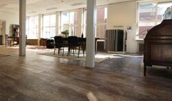 De showroom van Floormasters. Foto: PR