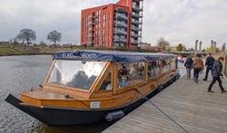 Fluisterboot de Ysselganger vaart weer uit. Foto: PR