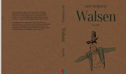 De omslag van de novelle Walsen. Foto: PR Fagus