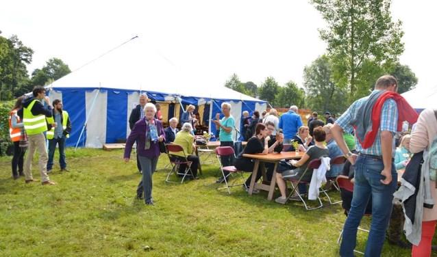 Voorgaande jaren was het Tent Event een succes. Foto: PR