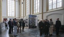 Vorig jaar bezochten ruim 10.000 mensen World Press Photo 16 in Zutphen. Foto: Patrick van Gemert/Zutphens Persbureau