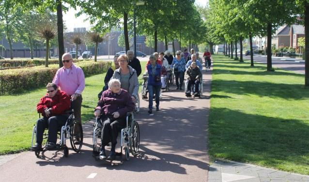 Wandelgroep Eibergen Is Jarig Achterhoek Nieuws Berkelland