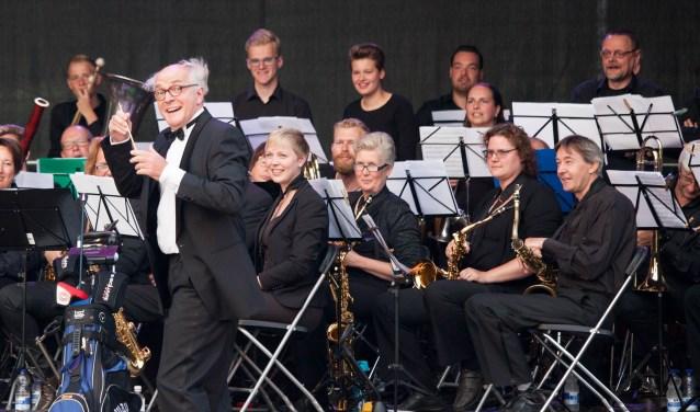 Maestro Lodewijk Reijers. Foto: Marjan Rosendahl