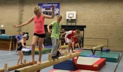 Leerlingen Ruurlose basisscholen gaan sporten. Foto: PR