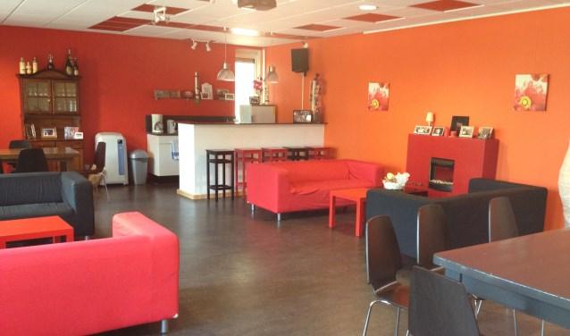 De jeugdruimte van De Sprankel moet als Jongerencafé gaan fungeren. Foto: PR.