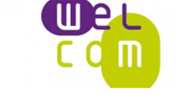 Welcom. Logo: PR