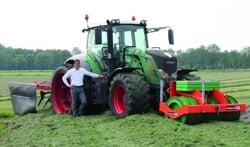 Ivo Willemsen is de nieuwe directeur van Holaras - Hoopman Machines. Foto: PR