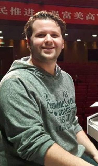 Pianist Jurriaan Boerstoel speelt in Theater onder de Molen. Foto: PR