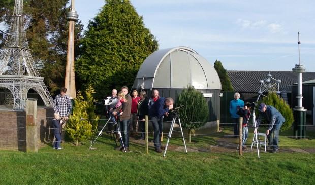 Achterhoeks Planetarium in Toldijk. Foto: PR