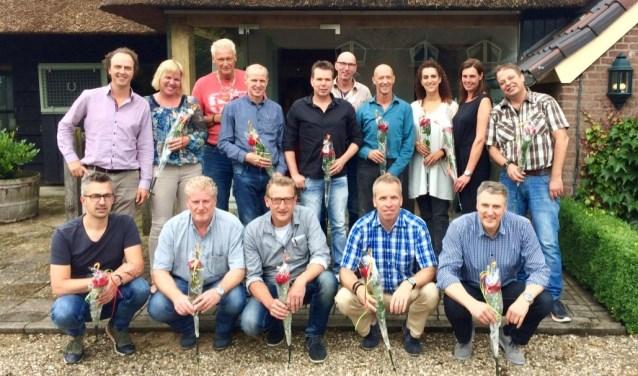 De jobcoaches van Laborijn. Foto: PR