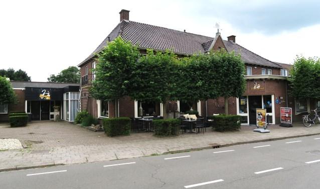 Hotel-Restaurant 't Zwaantje in Lichtenvoorde. Foto: Theo Huijskes