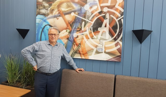 Hans Suurmond, kennismakelaar Achterhoek 2020. Foto: Mark Ebbers