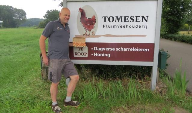 Roy Tomesen gaat voor duidelijkheid en transparantie qua bedrijfsvoering. Foto: Josée Gruwel