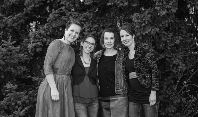 De dames van ensemble Il canto di Rame. Foto: PR