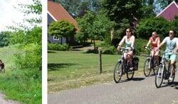 De Hamalandtochten zijn bedoeld voor wandelaars én fietsers. Foto: PR