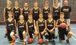 In nieuwe tenues startten de teams van Hanzestars het seizoen. Foto: PR