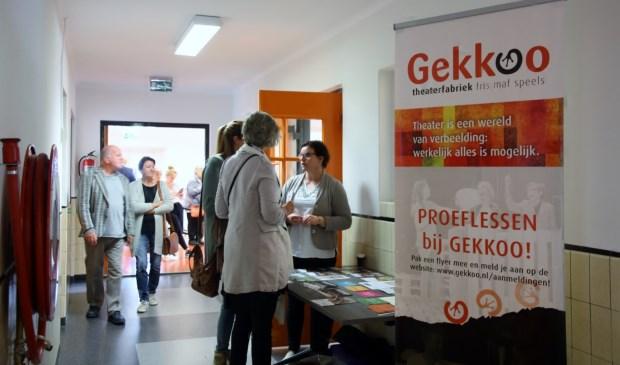 Theaterfabriek Gekkoo heeft bij Lokaal5 in Silvolde nieuw onderdak gevonden. Foto: PR