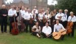 Het Haydn-Orkest Kasteel Heeswijk. Foto:PR