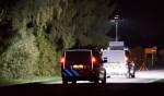 Er werd sporenonderzoek gedaan op de plaats van het ongeval. Foto: News United/112Achterhoek-Nieuws