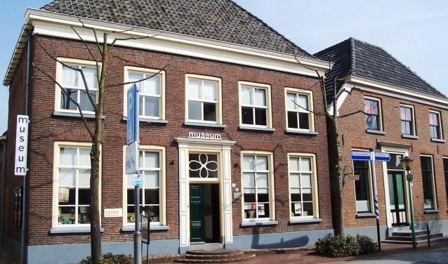 Onderduikmuseum Aalten Markt 12. Foto: PR