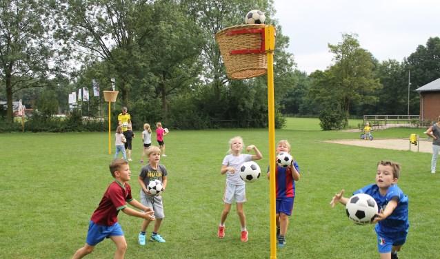 Alle leerlingen van de Berkallandse scholen kunnen meedoen aan het toernooi. Foto: PR