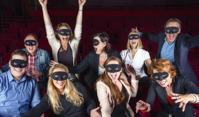 Regionale theaters slaan handen ineen met blind date-actie. Foto: Peter van Tuijl