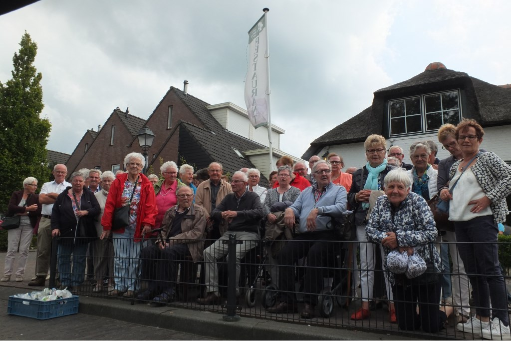 Zonnebloem en KBo trekken er samen op uit naar Giethoorn. Foto: PR