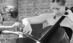 Duocelliste Hanneke Rouw en pianiste Sofia Vasheruk. Foto: PR