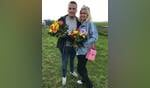 Schutterskoning Luuk Meijer en Knuppelkoningin Lara van Wilsem. Foto: PR