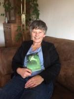 Riet Rutgers is trots op haar boek 'Scheiden doet lijden'. Foto: Barbara Pavinati