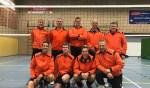 Tornax mannen onder leiding van de nieuwe trainer Bertjan Prins. Foto: PR.