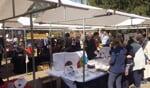 Een impressie van de Land- en Kunstmarkt. Foto: PR