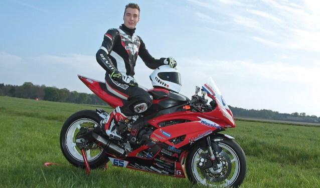 Goud voor IRRC coureur Joey den Besten in Frohburg.