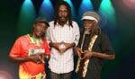 De reggaeband Culture. Foto: PR
