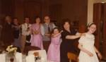 Een bruiloftstafereel uit de jaren 70. Foto: Familiealbum Aloys Hulshof