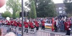 Het showkorps van Sint Switbertus in actie. Foto: PR Sint Switbertus
