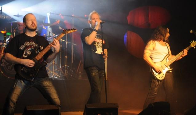 SoundCrave, hardrock uit de Achterhoek. Foto: PR