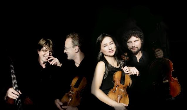 Vioolmuziek met het Ruysdael Kwartet