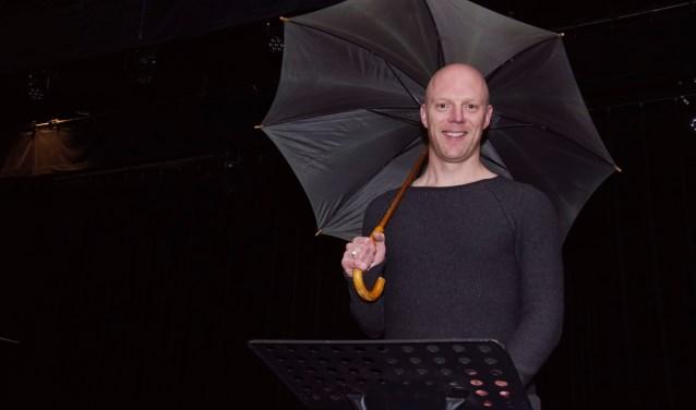 """Steffan Rexwinkel: """"Steffan Rexwinkel: Mooi wanneer initiatieven onder één paraplu te brengen zijn. Foto: Frank Vinkenvleugel"""
