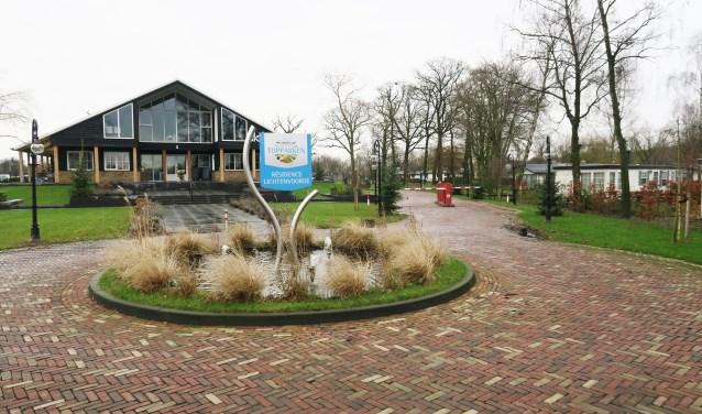 Vakantiepark Résidence aan de Boschlaan in Lichtenvoorde. Foto: Theo Huijskes