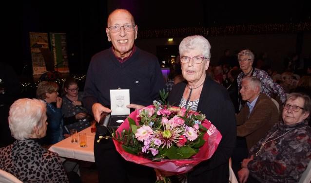 Willem Eppink en zijn echtgenote. Foto: Frank Vinkenvleugel