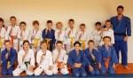 Een deel van de selectie van Judoschool Pot. Foto: PR