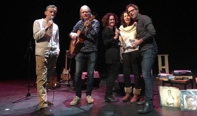Voorstelling 'So long Cohen' ode aan poëtische muziekschrijver