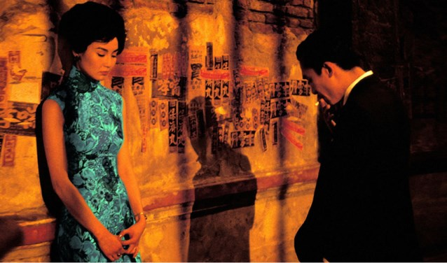 De film In the Mood for Love speelt zich af in Hong Kong in 1962. Foto: PR
