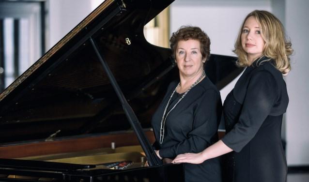 Elena Lebedeva en Olga Schonurowa. Foto: PR