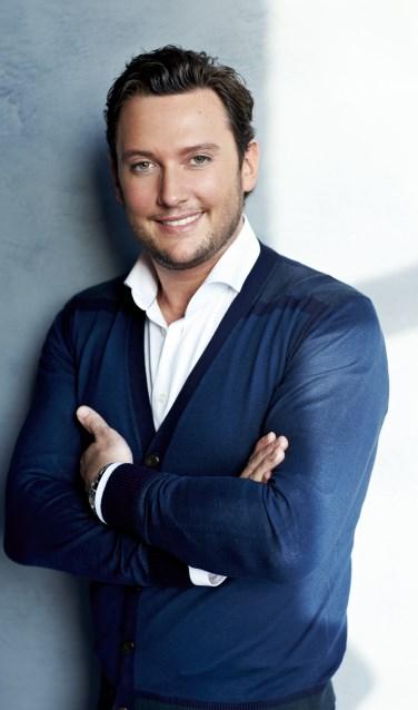 Tino Martin. Foto: PR