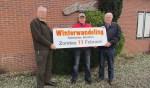 Henk Tenkers (vz), Gerrit Stomps en Wim Goorhorst. Foto: Rob Stevens